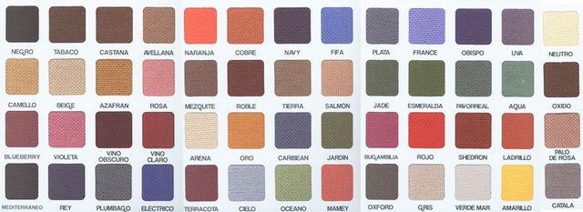Catalogo de telas muros moviles de mexico - Muestrario de telas para ropa ...